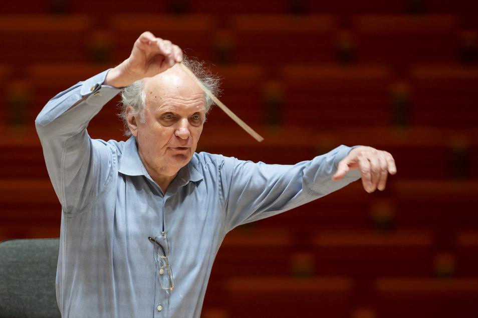 Grund zur Freude für Klassikliebhaber: Die Dresdner Philharmonie spielt bei den Filmnächten in diesem Jahr gleich vier Doppelkonzerte.