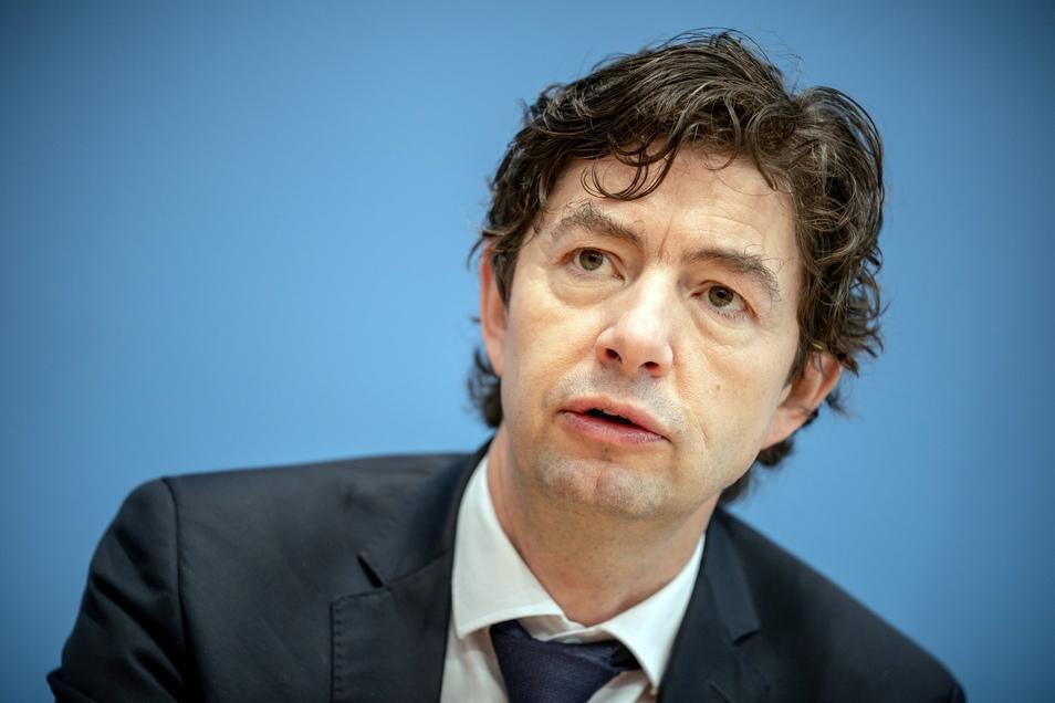 Christian Drosten, Direktor Institut für Virologie, Charité Berlin-