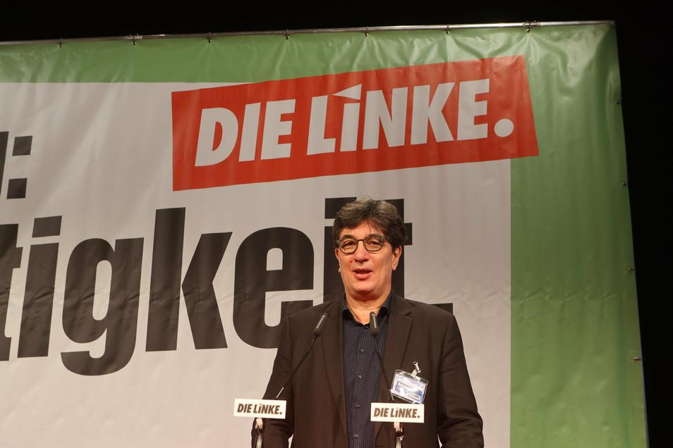 Stefan Hartmann kandidiert für den Bundesvorstand der Partei.: