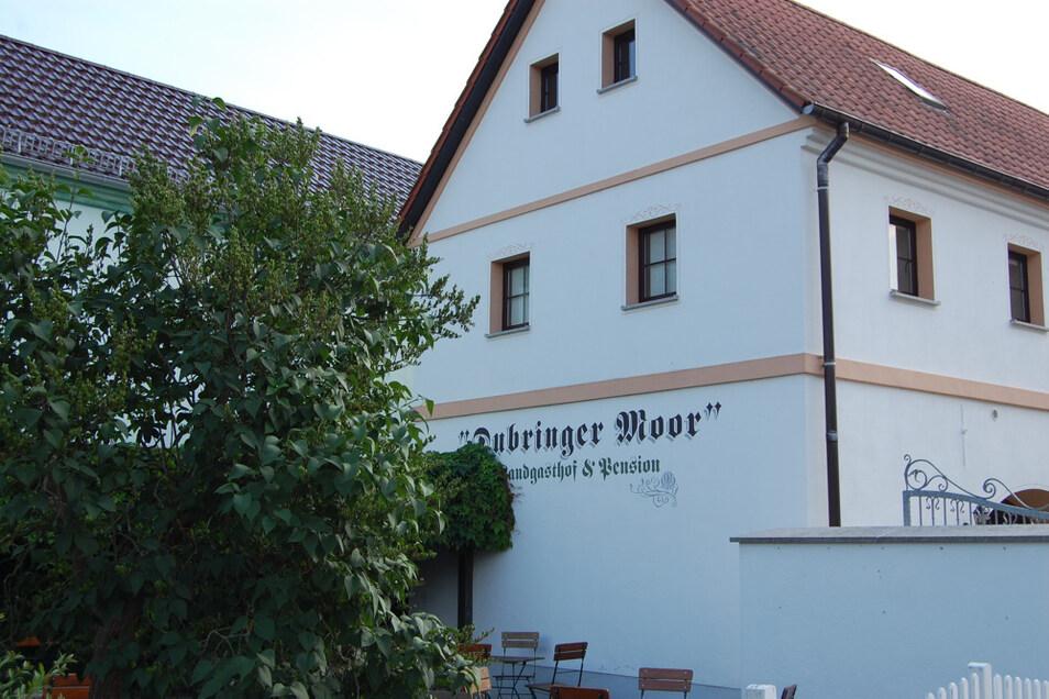 Die Gaststätte in Dubring heißt wie das nach dem Dorf benannte Moor.
