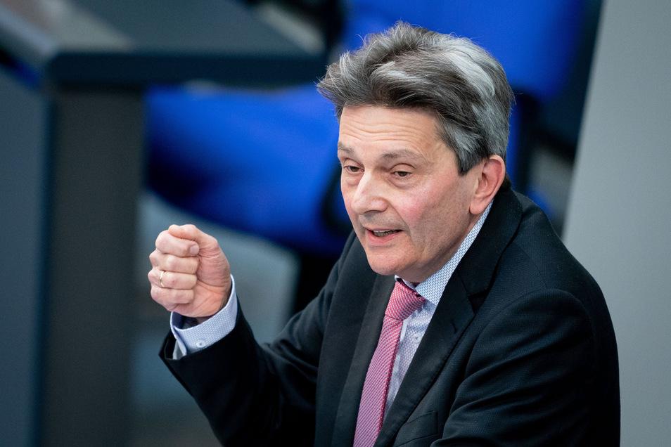 Der bisherige Vorsitzender der SPD-Bundestagsfraktion Rolf Mützenich
