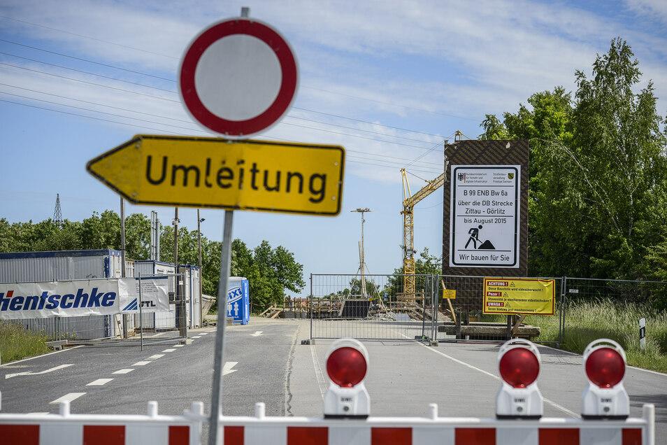 Baustelle: So könnte es bald an der Rothenburger Straße in Görlitz aussehen.