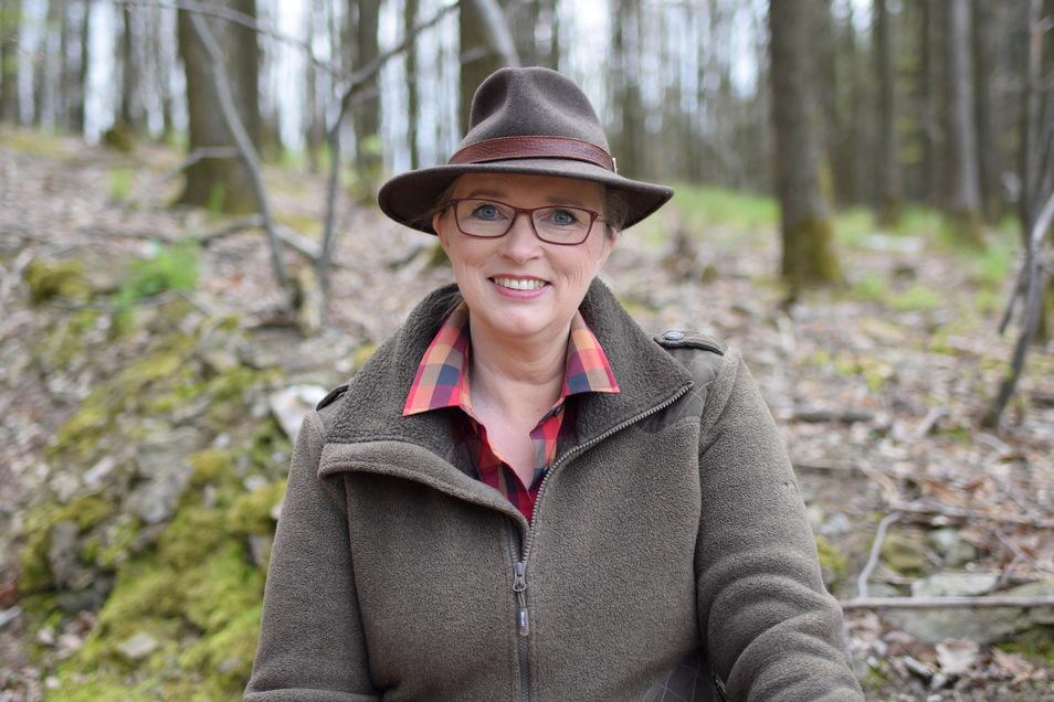 Bärbel Kemper hat ein Herz für den Wald. Deshalb wurde sie nun mit dem Deutschen Waldpreis geehrt.