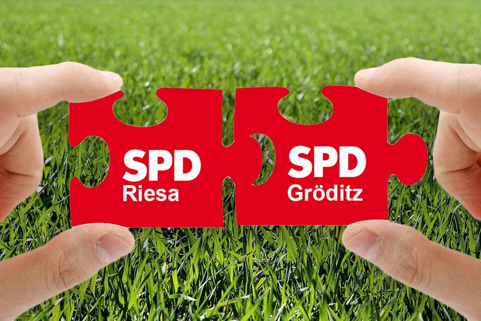 Die SPD-Ortsvereine Riesa und Gröditz sind nun eins.