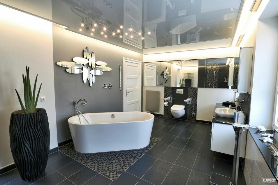 Plameco Spanndecken Fachbetrieb Tilo Arlt bietet seinen Kunden eine große und individuelle Auswahl für die perfekte Decke in Ihrem Raum!