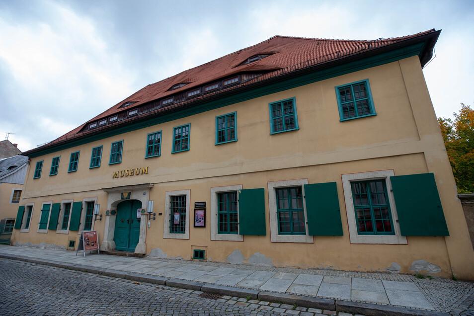 Das Sebnitzer Museum: In zwei Jahren soll es wieder öffnen.