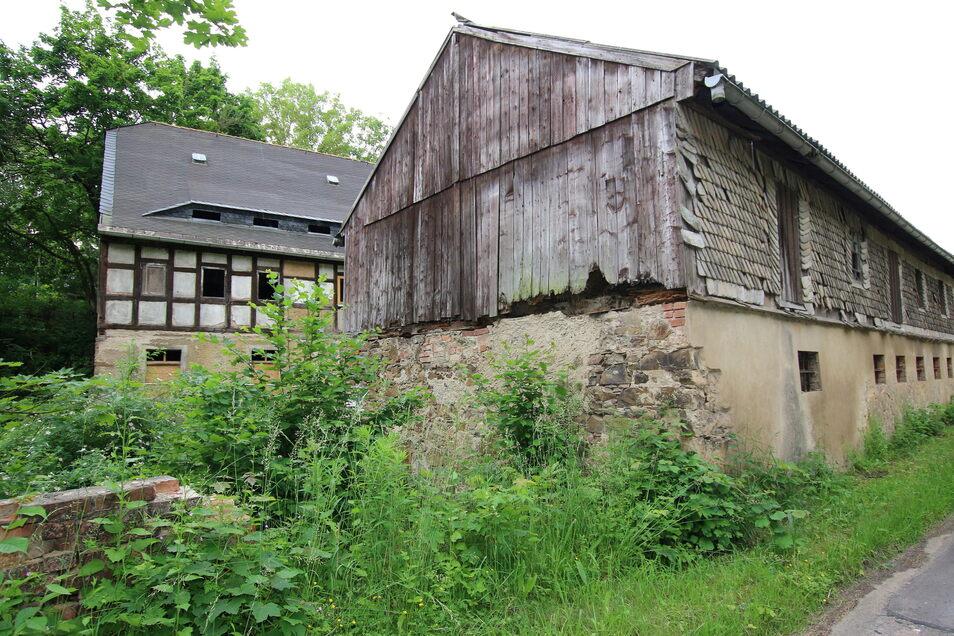 Die Technik in der Mühle ist aus dem 19. Jahrhundert. Mittlerweile sieht das Objekt teilweise sehr heruntergekommen aus.