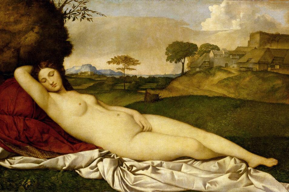 Öl auf Leinwand, 108,5 x 175 cm Gemäldegalerie Alte Meister und Skulpturensammlung bis 1800