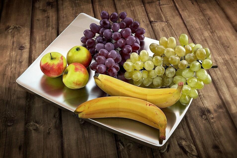 Reichlich Obst und Gemüse stärken das Immunsystem in der trüben Jahreszeit.