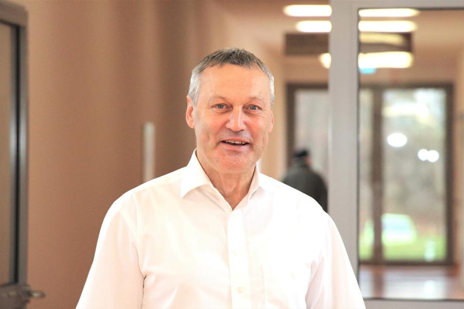 Psychiatrie-Chefarzt Dr. Lutz Beese: Infektionsgefahr und Corona-Einschränkungen lösen Ängste unterschiedlichster Art aus.