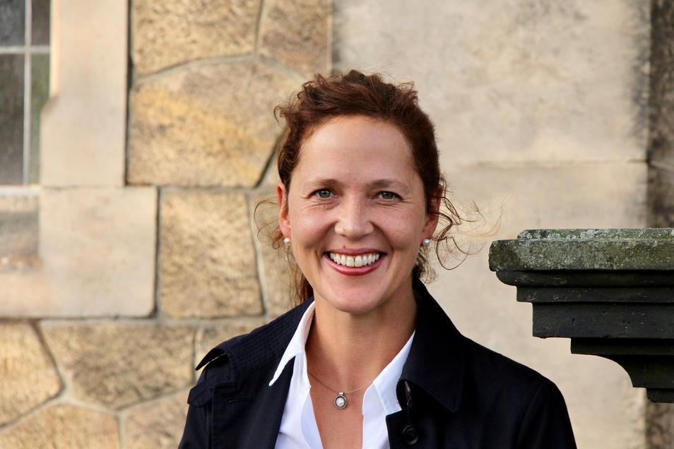 Annegret Fischer ist Pfarrerin der Friedenskirche Radebeul und engagiert sich im Vorstand des Couragepreis-Vereins.