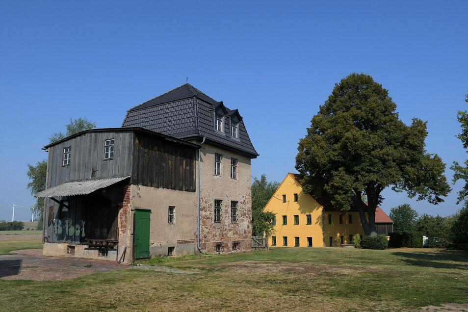 Fast dreißig Jahre wurde die Industriemühle in Strocken nicht genutzt – das soll sich nun ändern. Doch Stephanie Höpfner hat mit der Mühle etwas ganz anderes vor.