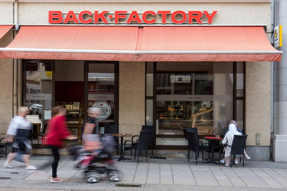 Die Back-Factory in Görlitz. Es gibt noch keinen neuen Betreiber.
