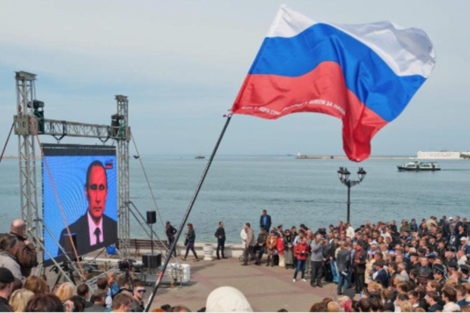 Seit der Annexion der Krim durch Russland im Jahr 2014 sind die Fronten zwischen Ost und West wieder so verhärtet wie seit 1989 nicht mehr.