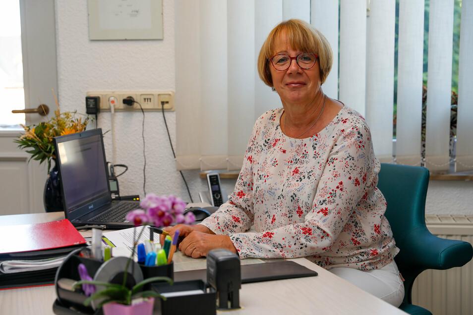 Dr. Heidemarie Lautenschläger war 37 Jahre lang als Fachärztin für Neurologie und Psychiatrie für Patienten in Zittau und Umgebung da. Zum Monatsende hört sie auf.