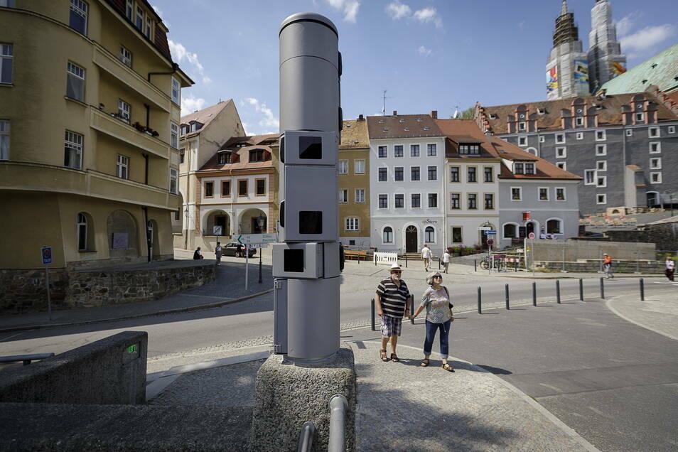 Hilft die Videoüberwachung in Görlitz bei der Kriminalitätsbekämpfung? Ja, sagt die Polizei.