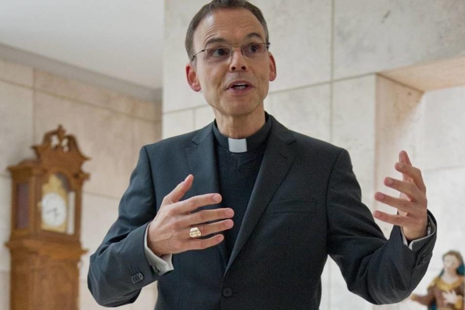 Franz Tebartz-van Elst im Jahr 2014.