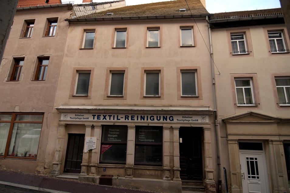 Blanche Cantal Kellner hat 2019 das Haus Muldenstraße 1 in Leisnig gekauft. Dort soll das Moosdorf-Museum eingerichtet und Mitte 2021 eröffnet werden.