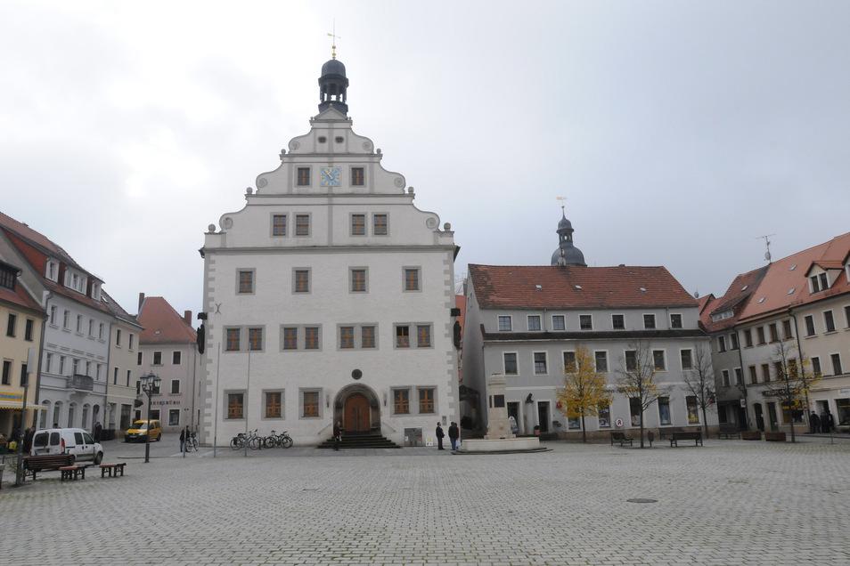 Eine Ausstellung zum Thema Minderheiten in Tschechien wird auf dem Dippser Markt gezeigt.