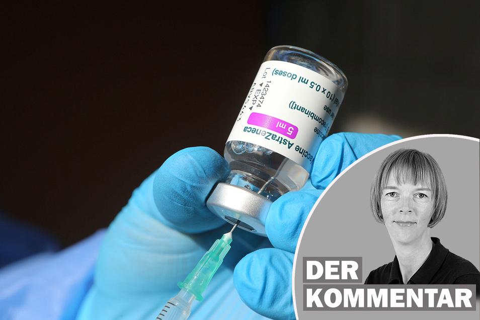Auch Deutschland setzt Corona-Impfungen mit dem Präparat des Herstellers Astrazeneca vorsorglich aus.