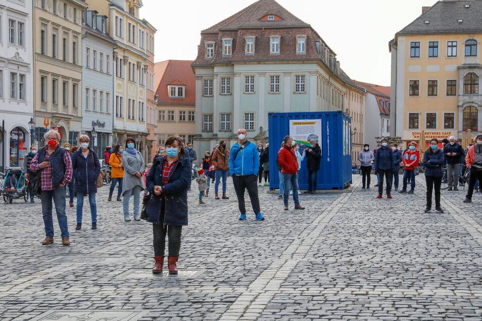 Auch die Kundgebung vor der Sitzung des Zittauer Stadtrates am Donnerstag hat nichts genutzt: Der Beschluss für den Neubau wurde erneut abgelehnt.