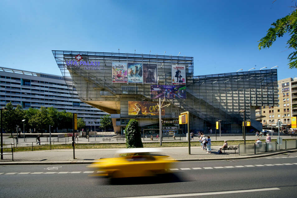 Der Corona-Lockdown könnte auch die Zukunft des Ufa-Kristallpalasts in Dresden gefährden.