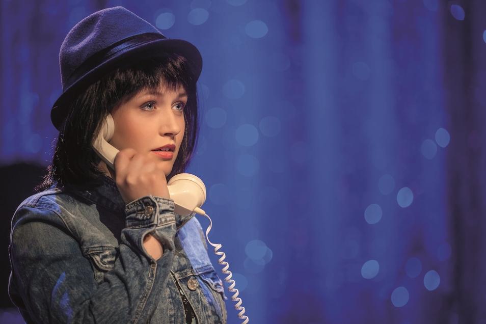 Schauspielerin Stefanie Bock ist der jungen Sophie Marceau zum Verwechseln ähnlich.
