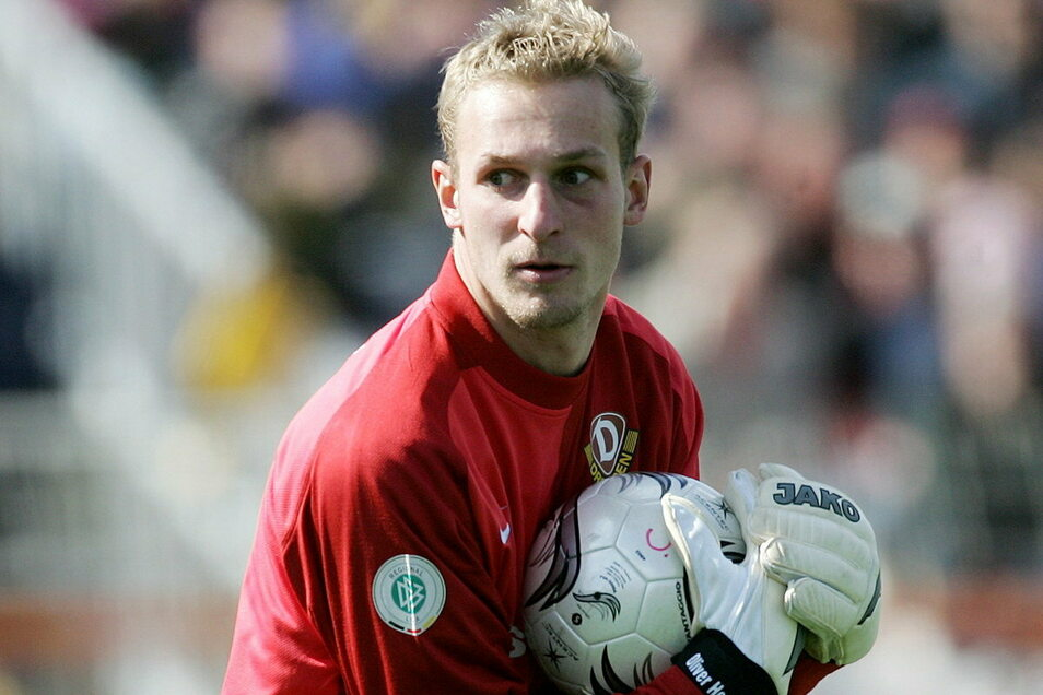 Als Torwart hat Oliver Herber für Dynamo zwischen 2003 und 2008 insgesamt 47 Spiele bestritten, nach einer schweren Schulterverletzung konnte er seine Profi-Karriere jedoch nicht fortsetzen. Heute kickt er ab und zu noch als Stürmer in der Kreisliga.
