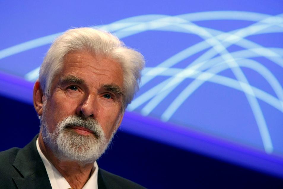 Der Nobelpreis für Physik geht in diesem Jahr an den Deutschen Klaus Hasselmann.