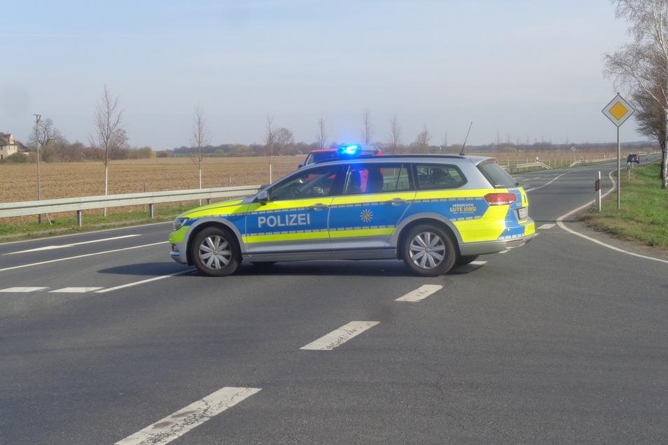 Im landkreis Leipzig wurde eine Bombe gefunden.