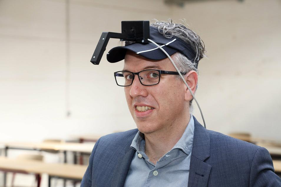 Videoanalyse am Arbeitsplatz: Thomas Lehr will mit seinen Kollegen die Arbeitsprozesse in Bäckereien auswerten und optimieren. Dabei wird auch Technik zum Einsatz kommen, die die Arbeit aus der Ich-Perpektive filmt.