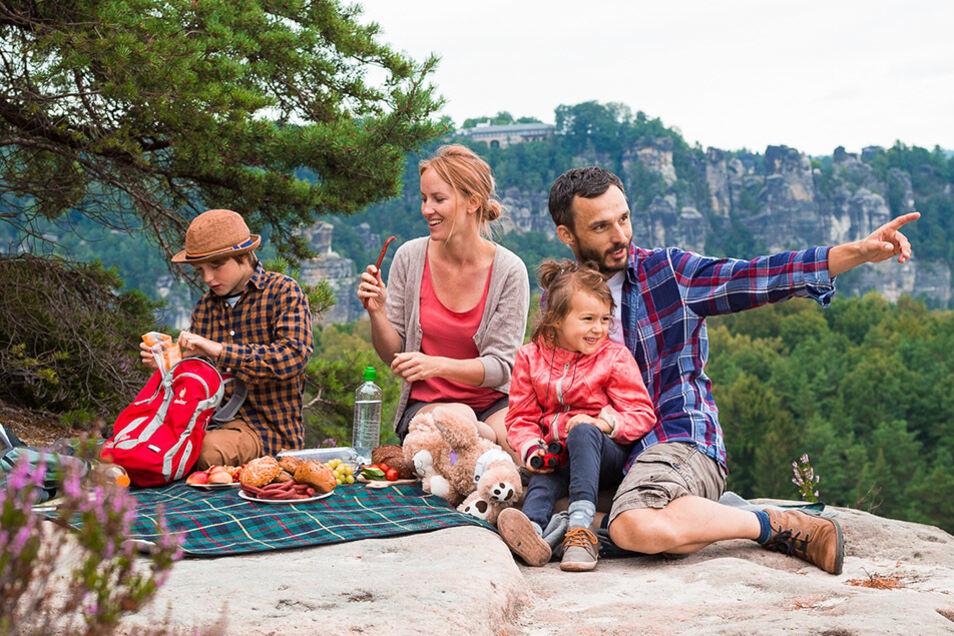 Das Schönste am Wandern ist das Picknick. Mit dem richtigen Proviant wird jede Tour zu einem Erlebnis.