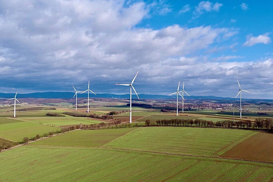 Verkauft: Der Windpark Gieboldehausen bei Göttingen. UKA Meißen veräußerte ihn an einen Spezialfonds für institutionelle Anleger.