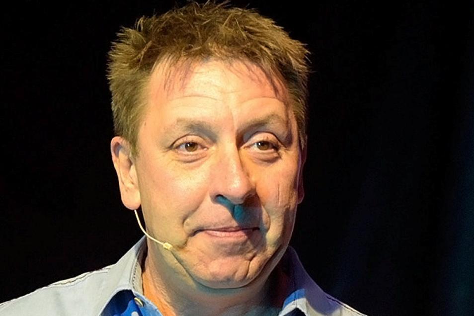 Thomas Böttcher ist aus Fernseh- und Radio bekannt. Zudem tritt der Döbelner als Comedian und Schauspieler auf.
