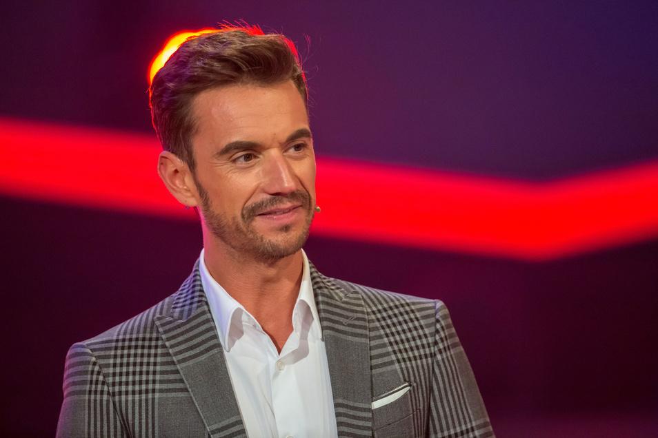 """Moderator Florian Silbereisen gehört der neuen Jury bei der RTL-Show """"Deutschland sucht den Superstar"""" an"""