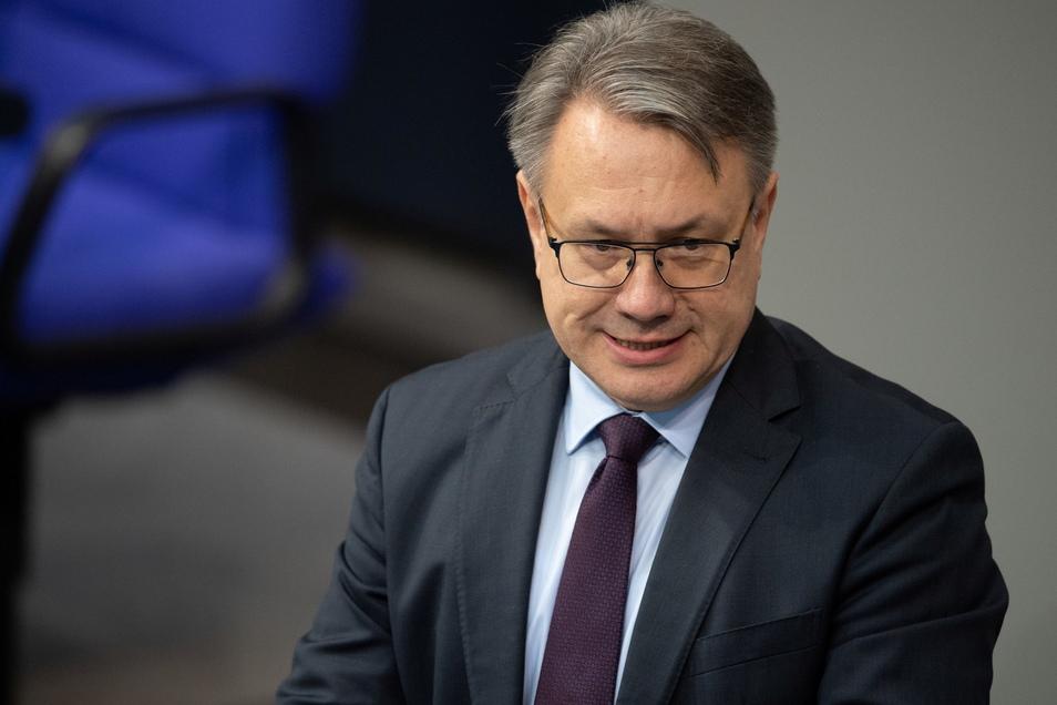 Georg Nüßlein zieht sich aus der Politik zurück.