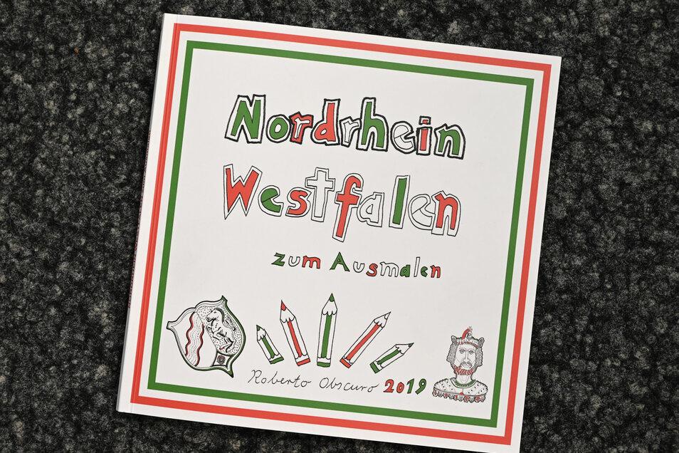 Bei einer Veranstaltung der AfD-Landtagsfraktion NRW in Krefeld sollen fremdenfeindliche «Malbücher» verteilt worden sein.