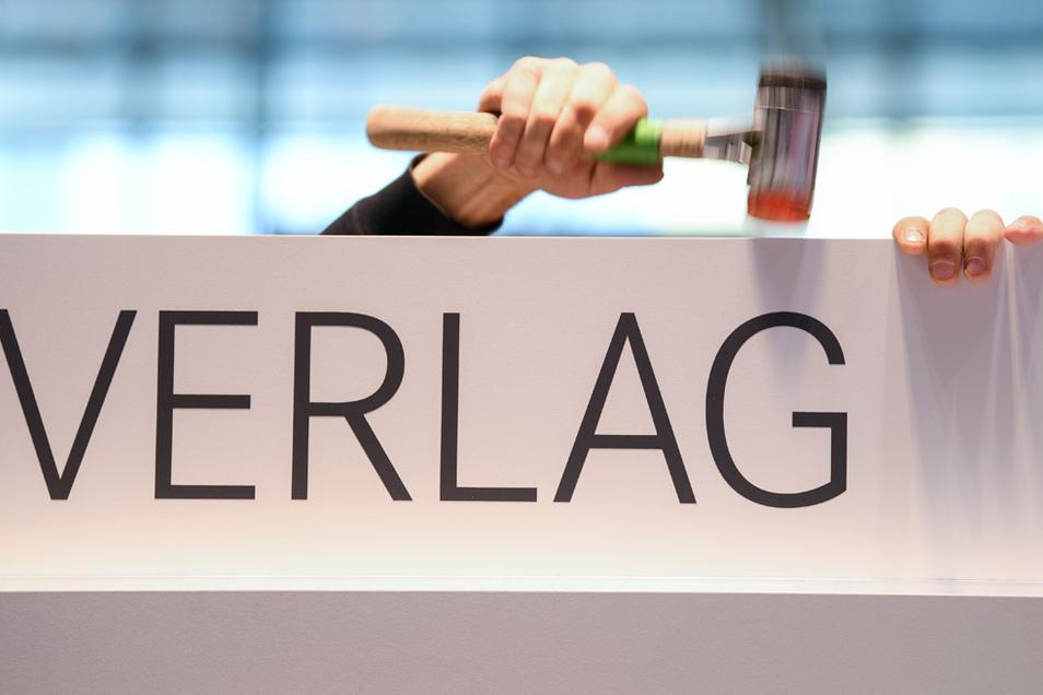 Im Oktober soll die Frankfurter Buchmesse wieder als Präsenzmesse abgehalten werden.