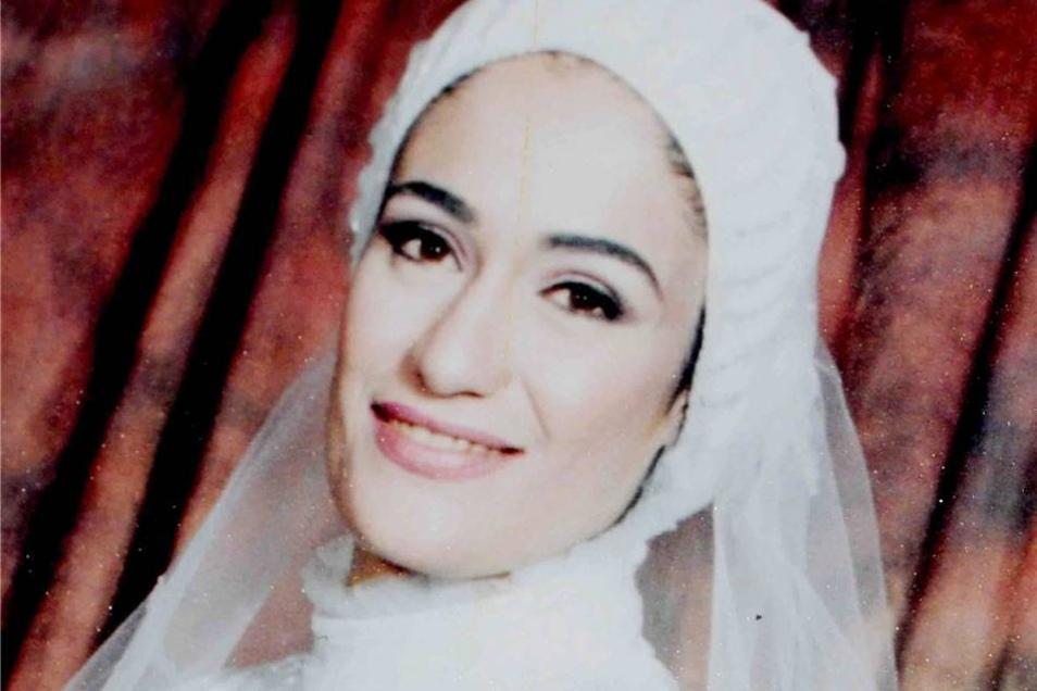 Marwa wurde in einem Gerichtsprozess niedergestochen. Das Motiv des Täters war Fremdenhass.