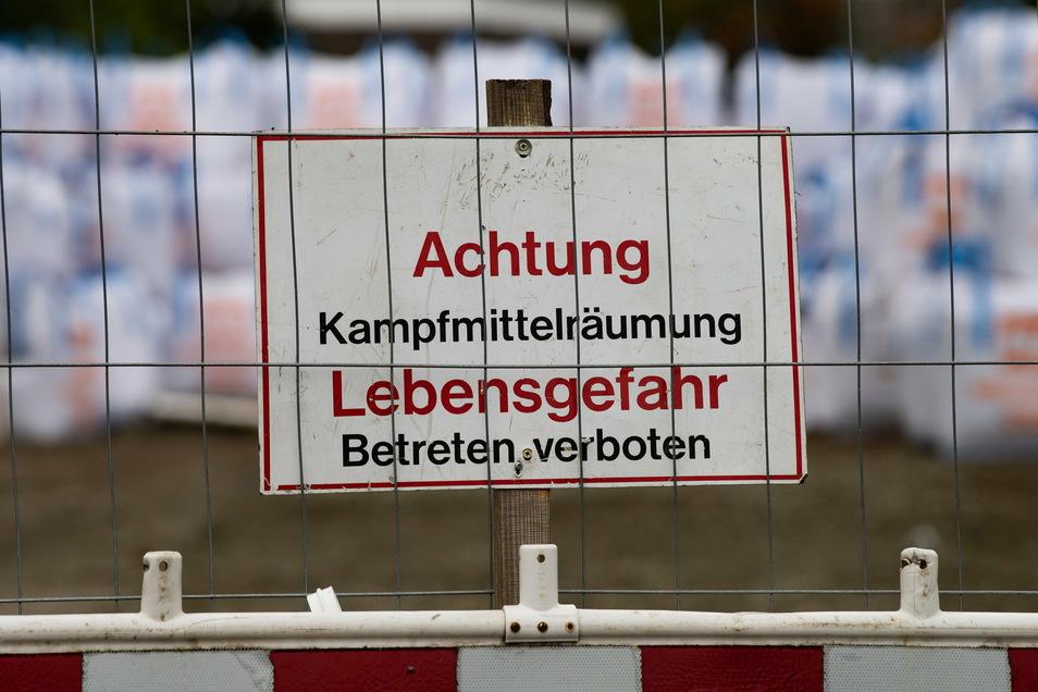 Am Donnerstag wurde in Chemnitz eine Fliegerbombe entschärft. Über 600 Menschen mussten zuvor evakuiert werden.