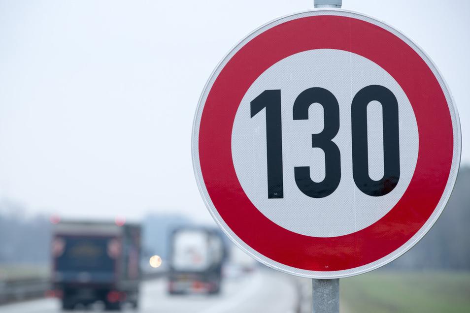 Tempo 130 auf Autobahnen bleibt der Wunsch der Grünen.