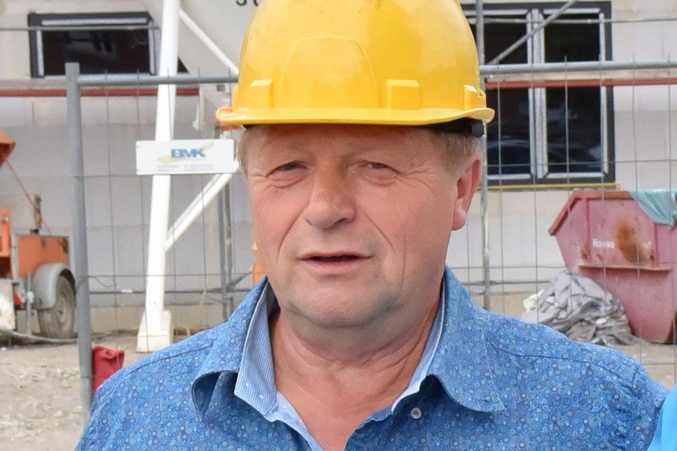 Matthias Koch rückte Anfang Juli in den Freitaler Stadtrat nach, doch es gibt Zweifel an seinem Wohnsitz.