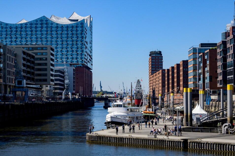 Hamburg ist im Ranking der lebenswertesten Städte deutlich zurückgefallen.