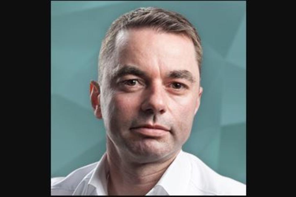 Frank Böhme von Scanacs will die Revolution im Gesundheitswesen.