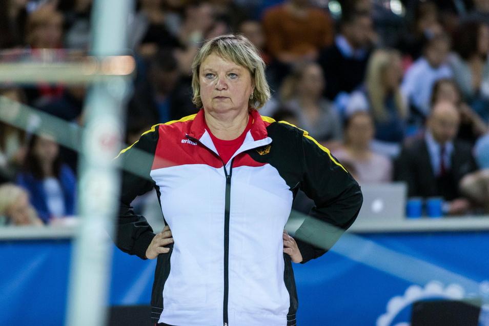 Gegen die Chemnitzer Trainerin Gabriele Frehse steht der Verdacht der Körperverletzung und Misshandlung von Schutzbefohlenen im Raum.