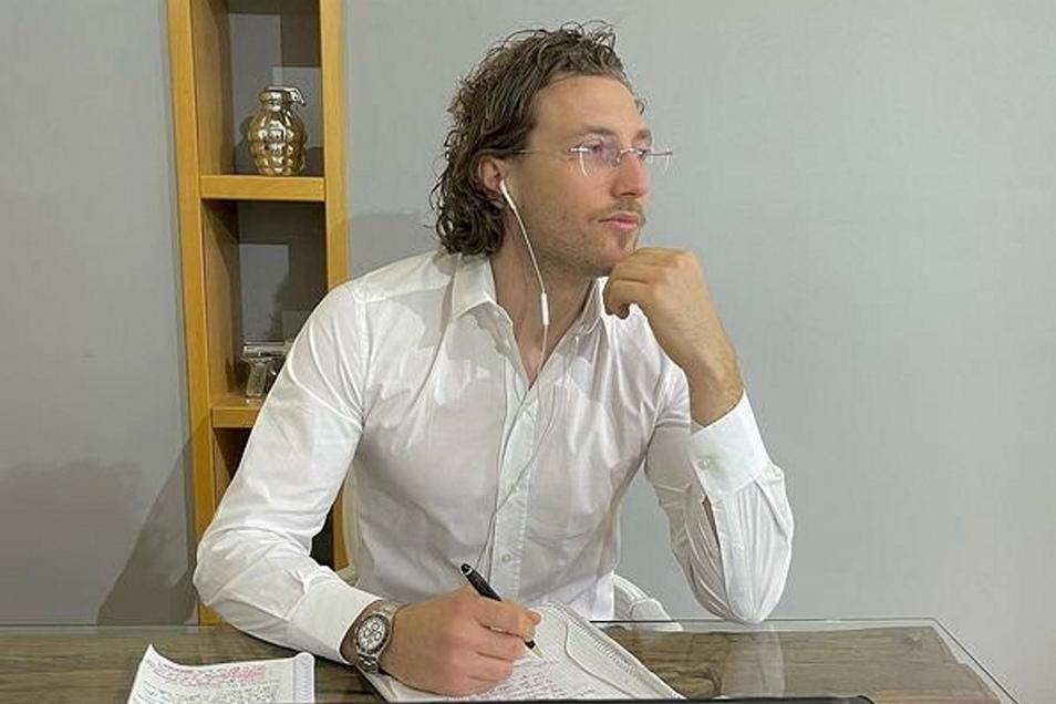 Er führte Dynamo als Kapitän 2016 zum Aufstieg in die zweite Liga, jetzt beendet Michael Hefele seine Karriere.