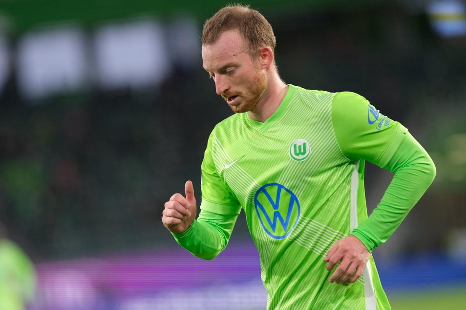 In Riesa geboren, drei Jahre bei Dynamo Dresden ausgebildet, Profi beim VfL Wolfsburg und nun Olympiateilnehmer: Maximilian Arnold.