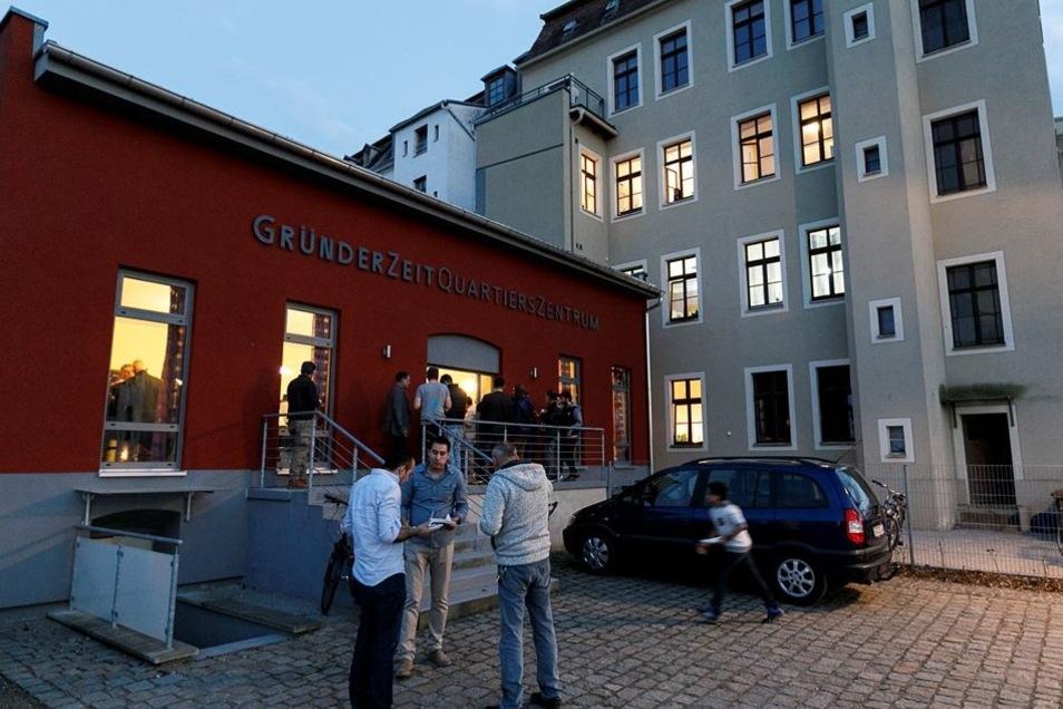 Das muslimische Zentrum befindet sich an der Bahnhofsstraße in Görlitz.