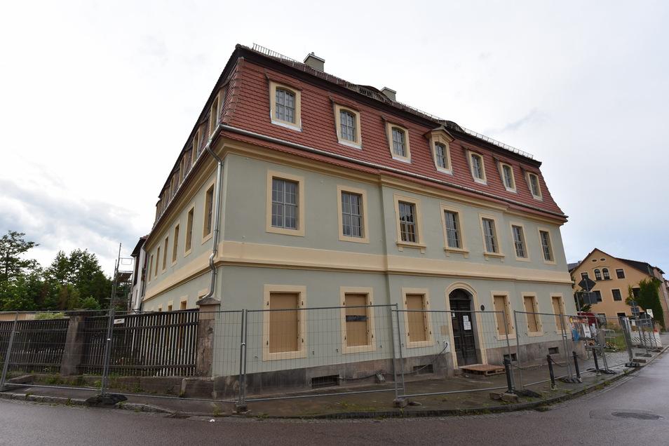 Sanierung und Umbau des Dippser Lohgerbermuseums sind eine Herausforderung für die Architekten. Zum Tag der Architektur zeigen sie der Öffentlichkeit die spannendsten Stellen.
