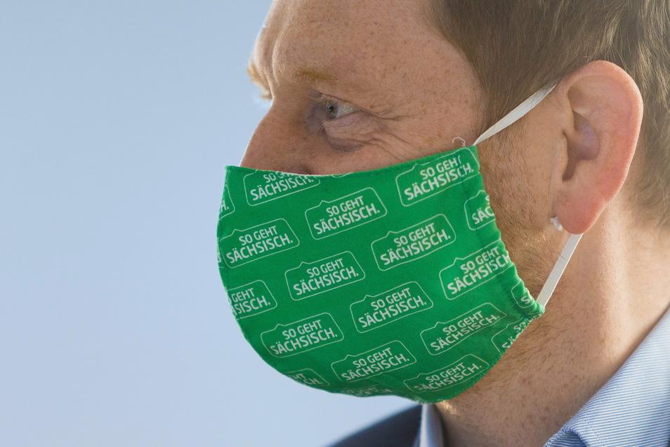 Sachsens Ministerpräsident Michael Kretschmer kritisiert Tschechiens Corona-Politik.